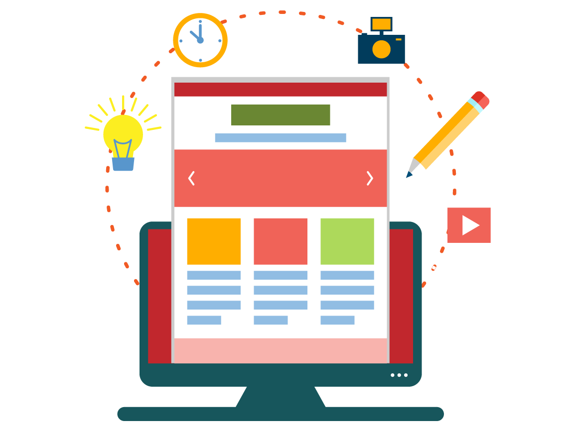 Web Portal Development Design